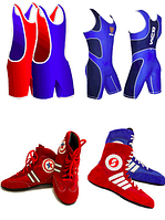 Одежда и обувь для борьбы