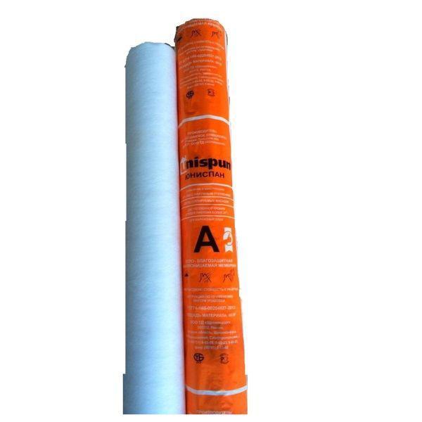 Пароизоляция   Юниспан   А 60м2 (ветрозащита)