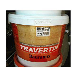 Жидкий Травертин Байрамикс 26кг (15м2), фото 2