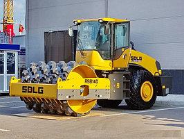 Дорожный каток SDLG RS 8140