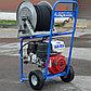 Гидродинамическая машина Посейдон B15-240-20, 240 бар, 20 л/мин, фото 3