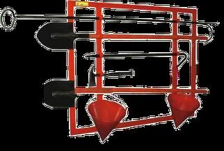 Щит ЩПО (сборный) в комплекте