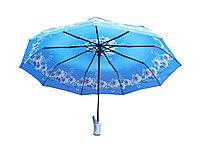Полуавтоматический складной женский зонт LAN762