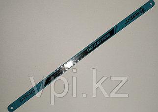 Полотно ножовочное, двустороннее, 24TPI, 300мм., BERENT