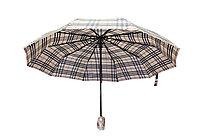 Полуавтоматический складной женский зонт W803 white