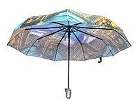 Полуавтоматический складной женский зонт LAN806