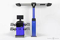 3D Стенд сход-развал Техно Вектор 7, T7204 TP