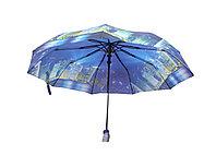 Полуавтоматический складной женский зонт LAN815