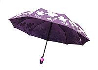 Полуавтоматический складной женский зонт W745