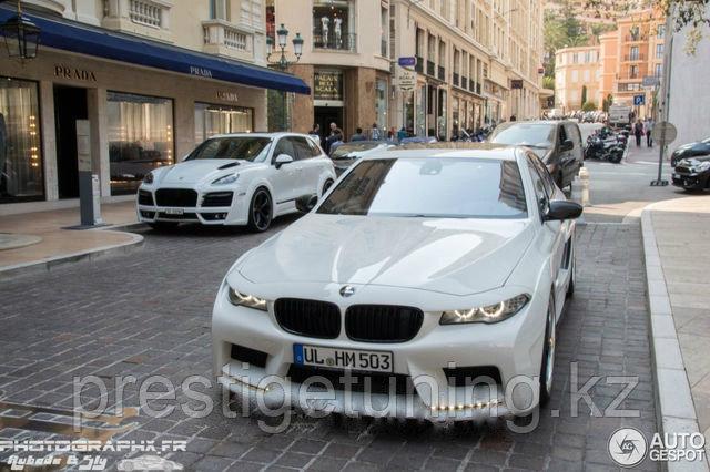 Полный обвес Hamann Mission на BMW M5 (F10)