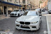 Полный обвес Hamann Mission на BMW M5 (F10), фото 1