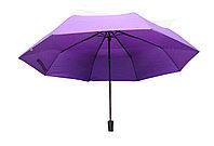 Механический складной зонт A451purple