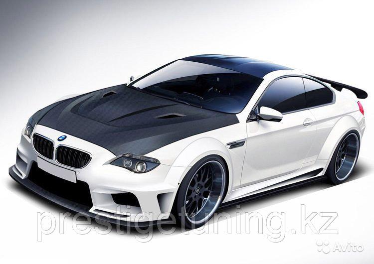 Обвес Lumma на BMW 6 E63 E64