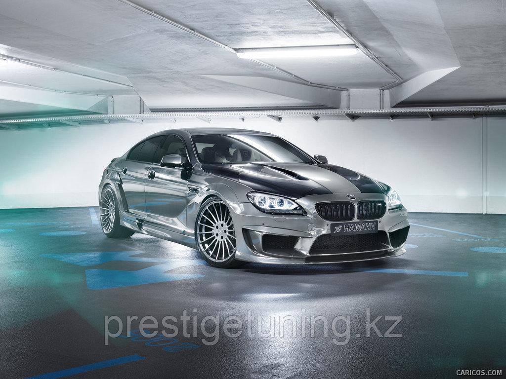 Оригинальный обвес Hamann на BMW M6 Gran Coupé F06