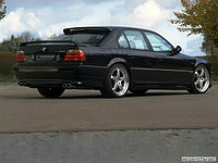 Обвес Hamann на BMW 7 E38, фото 1