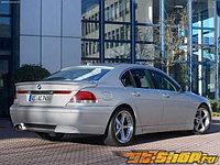 Обвес AC Schnitzer на BMW 7-series E65, фото 1