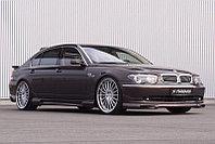Обвес Hamman на BMW 7-series E65, фото 1