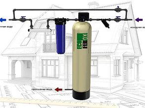 Фильтры механической очистки для осветления воды