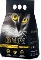 Наполнитель Котяра Всемогущие гранулы для кошачьего туалета, комкующийся, 5кг