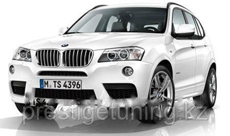 Обвес M-tech на BMW X1