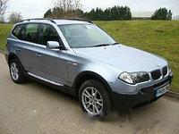 Родные пороги / подножки на BMW X3, фото 1