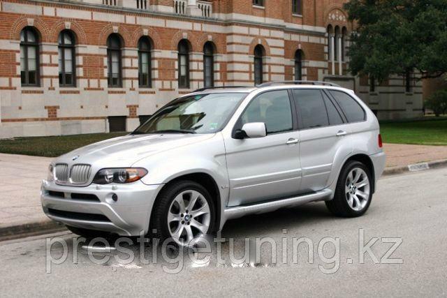 Обвес на BMW X5 E53
