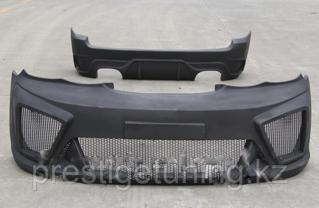Обвес G-power на BMW X5 E53 рестайлинг