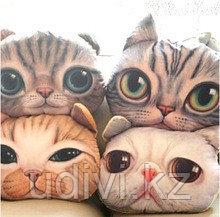 Подушки 3D Кошки