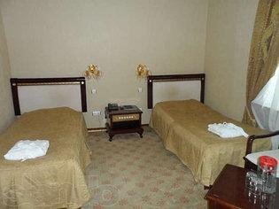 2 местный стандарт с раздельными кроватями.