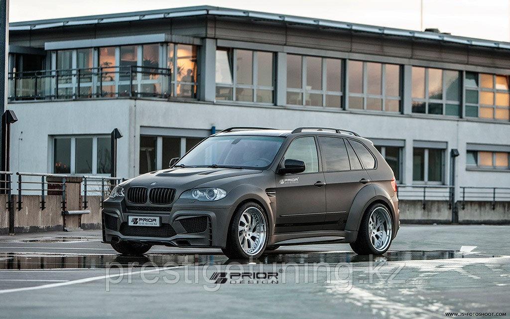 Обвес Prior Design на BMW X5 E70