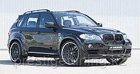 Обвес Hamann Flash на BMW X5 E70