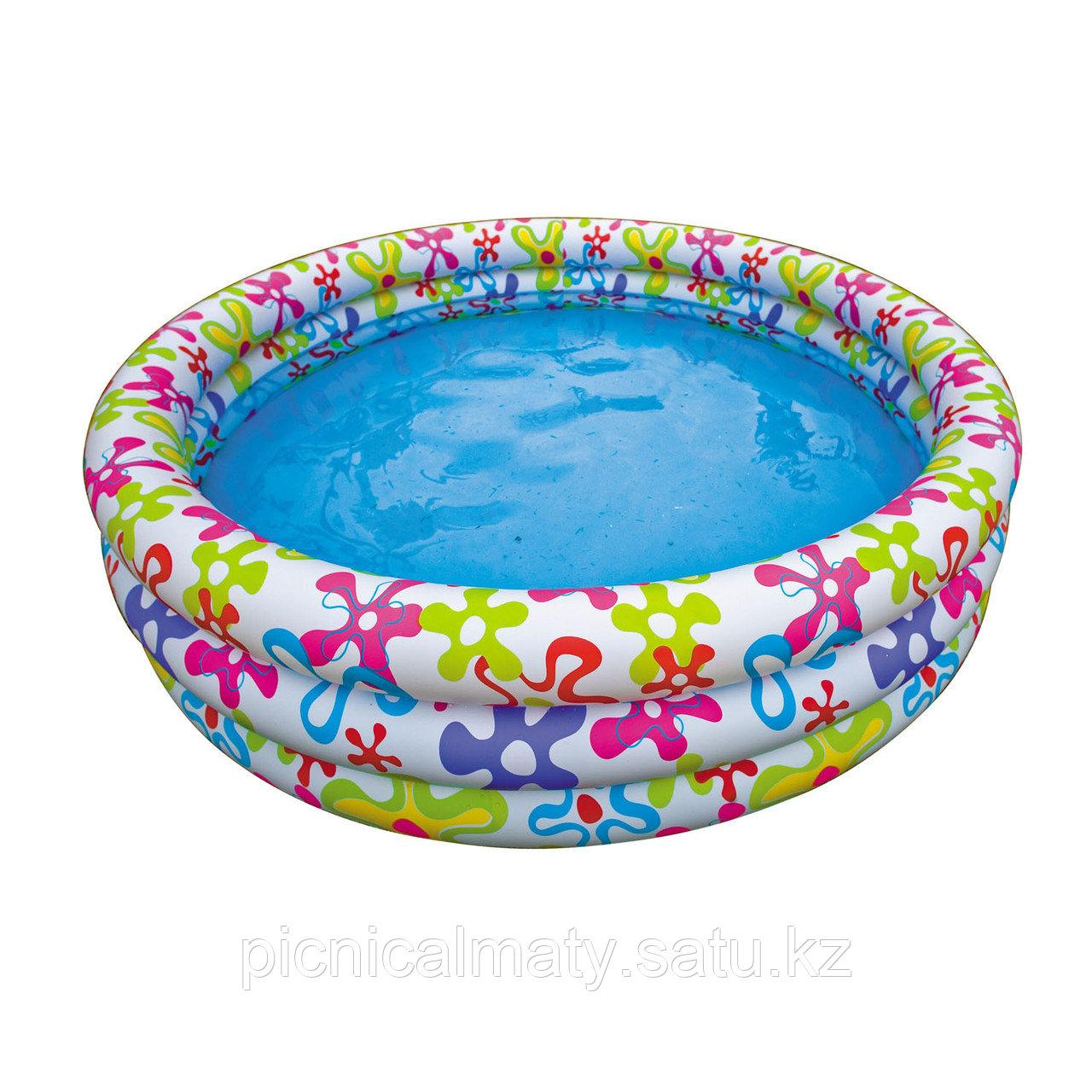 Детский надувной бассейн Intex 56440 (168х41см)