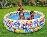 Детский надувной бассейн Intex 56440 (168х41см), фото 5
