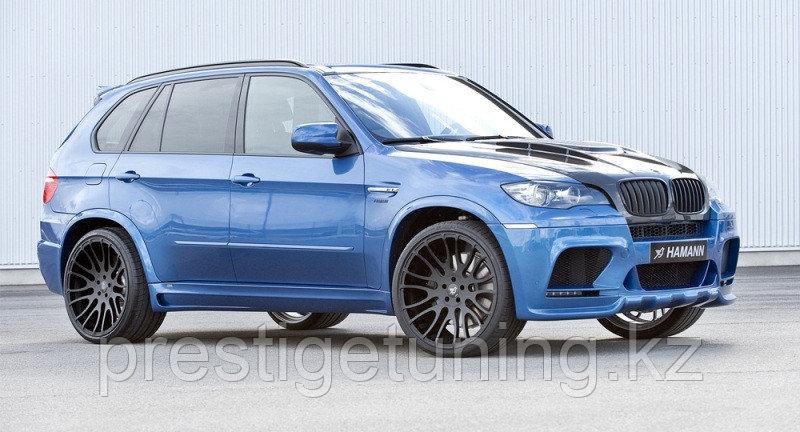 Конвертация в X5m Hamann на BMW X5 E70