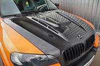 Капот Hamann на BMW X5