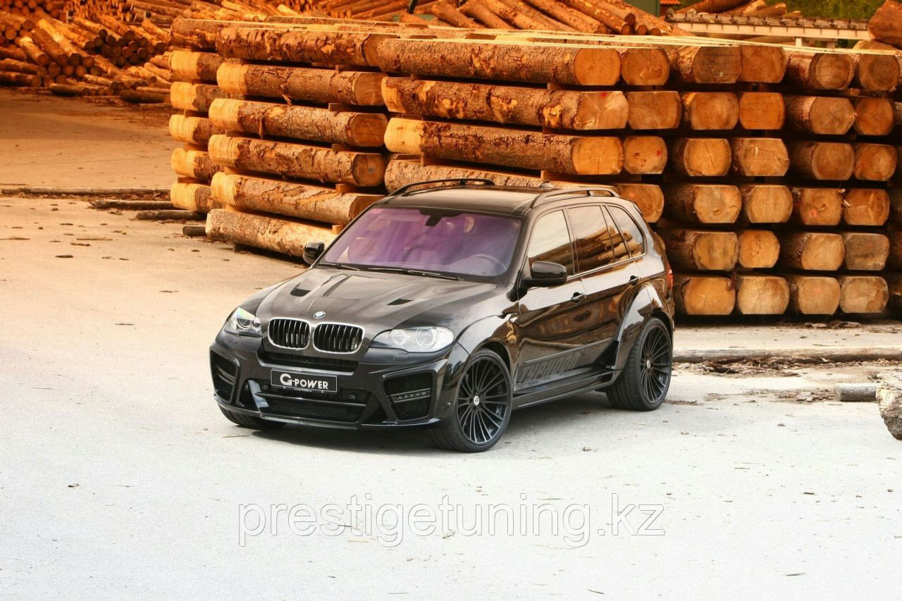 Обвес G-power на BMW X5 E70