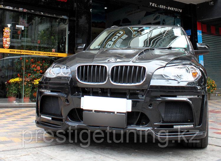 Обвес Hamann X5M style на BMW X5 E70