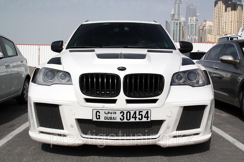 Обвес ASMA на BMW X5 E70