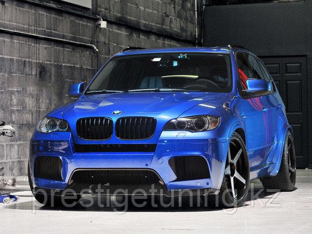 Полный Обвес X5M на BMW X5 E70