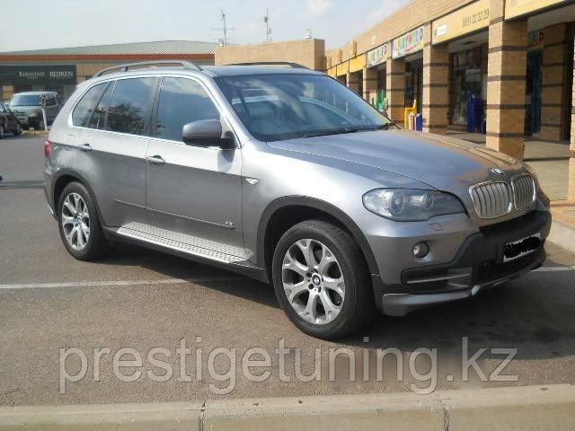 Родные пороги на BMW X5 E70