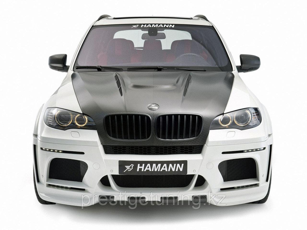 Обвес Hamann style на BMW X5m