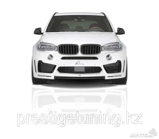 Обвес Lumma на BMW X5 F15