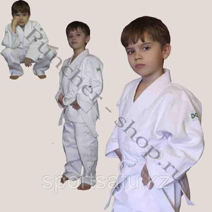 Детское кимоно для дзюдо белый