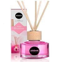 Парфюм для дома с ротанговыми палочками AROMA HOME (Blossom (Цветочный))