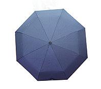 Механический складной зонт A386blue