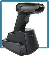 Сканер штрих кодов беспроводной Winson WNL-6003B/V с подставкой