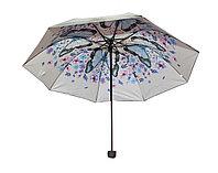 Механический складной зонт A512white