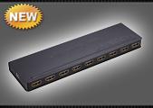 Сплиттер HDMI WHD-HDSP8-G, 1 вход - 8 выходов
