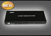 Сплиттер HDMI SX-SP07D 4K2K, 1 вход - 8 выходов