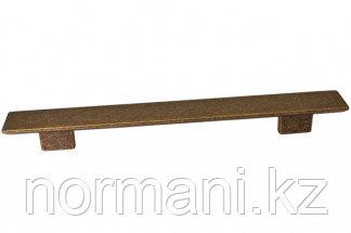 Ручка-скоба 128-96 мм, отделка медь шлифованная